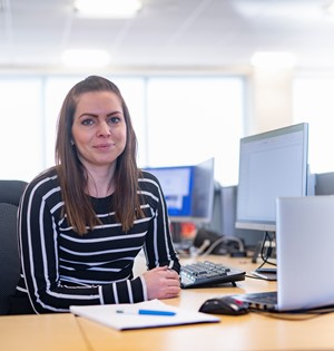 Image of Rebecca Hicklin, Head of Finance at Ancala Water Services